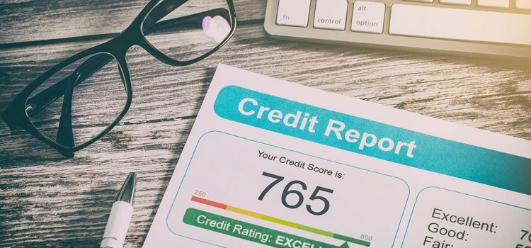 Five tips to improve your credit score