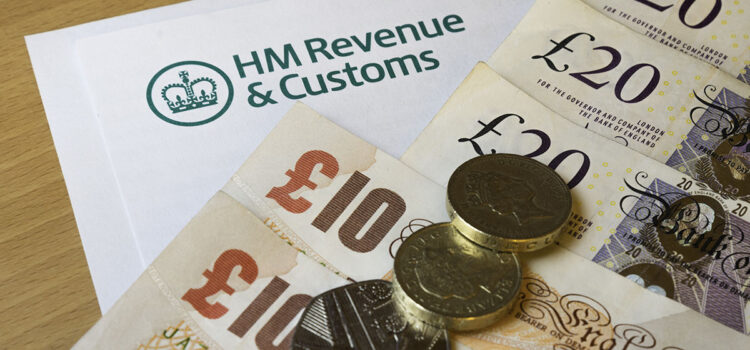 HMRC overcharges